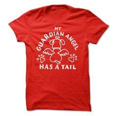 My Guardian Angel T-Shirt! Get YOURS Here! ==> https://www.sunfrog.com/My-Guardian-Angel-60391655-Guys.html?3686