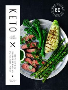 Keto - optimer din fettforbrenning og gå ned i Clean Recipes, Keto Recipes, Healthy Fats, Healthy Eating, Ketone Bodies, Ketogenic Lifestyle, Lchf, Asparagus, Tapas