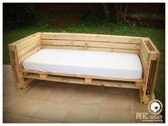 + images about Pallets on Pinterest  Outdoor furniture, Old pallets ...