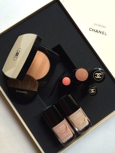 The Beauty Cove: CHANEL • LES BEIGES • Estate 2015