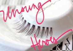 mac 33 lash- natural looking false lashes