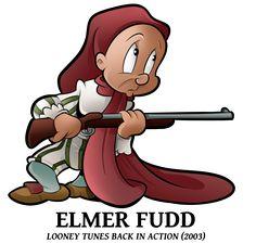Art Special - Elmer Fudd by BoscoloAndrea