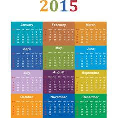 Top 10 Calendar Templates for 2015  - Welcoming a new year requires bringing a new calendar, did you bring it? The calendar is not just a piece of p... -  ????? -  #calendar2015templates #calendartemplates #calendartemplatesfor2015 #printablecalendartemplatesfor2015 #printablecalendars #topten #top10 #onlinemagazine #toptenymagazine #trends #top10lists