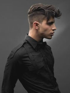 Mens High Fade Undercut Hair On Pinterest Undercut Men Hair And Beards HfMen