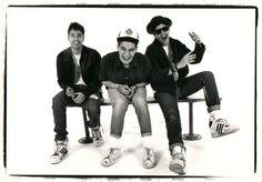 Beastie Boys by Glen E. Friedman