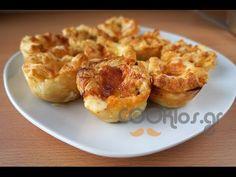 Γρήγορα πιτσάκια σφολιάτας - cooklos.gr