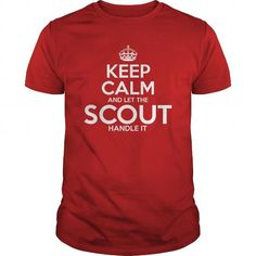 Awesome Tee For Scout