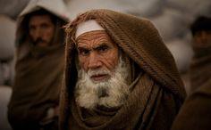 Pakistani man with Beard of Awesomeness