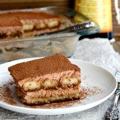 Frangelico Nutella Tiramisu | ButtercreamBlondie.com