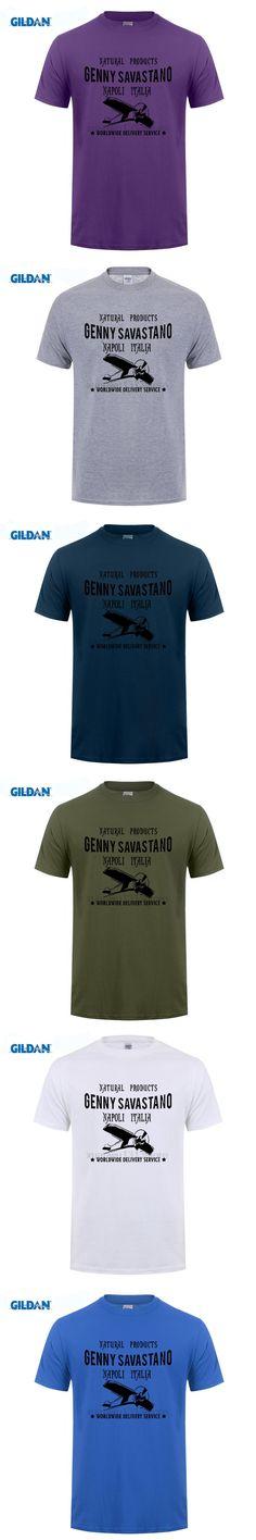 Gildan Gomorra Genny Savastano T Shirt Gangster Mafia Camorra Napoli Italia T-shirt Fashiont Shirt Free Shipping Top Tee