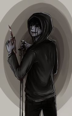Jack tilted his head back at the world. He held his surgical knife in his hand tightly. His mask missing. He wondered how much the world would fear him without it.