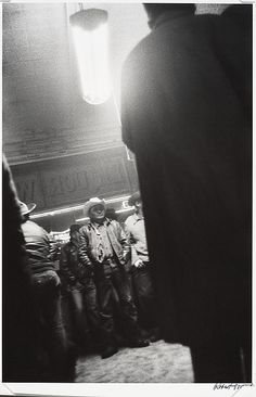 Bar-Gallup, New Mexico- Robert Frank