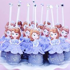 A Royal Celebration! Sofia the First Birthday Party: When event planner Christine Zohrabians of Fancy That Events needs to plan a party for a little girl who is absolutely in love with the series Sofia the First, she delivers!