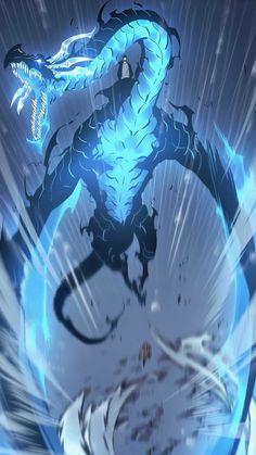 Anime Character Drawing, Character Art, Character Design, Manga Anime, Manga Art, Monster Concept Art, Monster Art, Shadow Wolf, Shadow Dragon