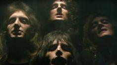 """Happy Anniversary Queen  Dieses Wochenende Markiert das 40. Jubiläum von Queens """"'Bohemian Rhapsody""""."""