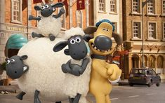 Fans of Aardman Animation will be delighted to hear that the Shaun the Sheep Movie will have its theatrical release in the US on Wednesday, August Animation News, Shaun The Sheep, Chicken Runs, Creature Comforts, My Children, Dreamworks, Pixar, Mickey Mouse, Disney Characters