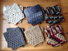 Boot Cuffs - Many Colors Available! by GrindleHillFineGoods on Etsy