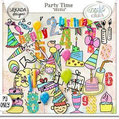 Party Time - Bundle