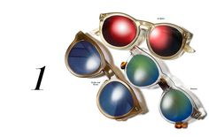 The List | The Game Changer: Tinted Sunglasses | Magazine | NET-A-PORTER.COM