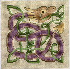 knot dragon 1 of 2