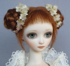 Satine - Porcelain ball jointed doll BJD