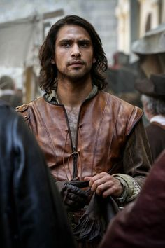 The Musketeers - D'Artagnan (2x04)