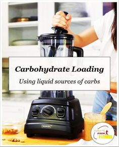 Carbohydrate Loading Part 4!  Using Liquid Sources of Carbohydrate!  __________  As we now know its recommended that you consume somewhere in the range of 7g - 8g of carbohydrates per kg of body mass. This may be ok for a 65kg athlete but when it comes to a 105kg rugby players its a different story! A 105kg athlete would be aiming for between 735g and 840g of carbohydrate in approximately a 36 hour window. This can seem un-achievable for some but using some simple hacks such as liquid… Sources Of Carbohydrates, Rugby Players, Drip Coffee Maker, Athlete, Things To Come, Window, Range, Hacks, Canning
