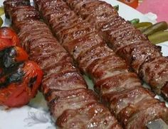 Kabab barg - kurdish yummy food
