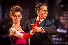 Sophie Ellis-Bexter & Brendan Tango to 'Material Girl' - Strictly Come D...