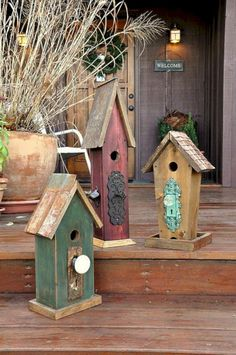 Majestic 35+ Most Popular Birdhouses Rustic For Your Beautiful Garden https://decoredo.com/8217-35-most-popular-birdhouses-rustic-for-your-beautiful-garden/