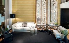 Saiba como utilizar biombos na decoração - Blog da Cris Feu