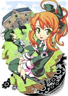 Tags: Anime, Asura Cryin, Shuri Kurosaki, Tomoharu Natsume, Minakami Misao