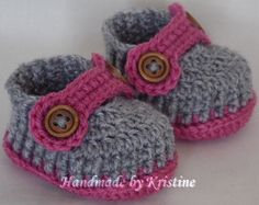 baby shoes boots baby girl shoes crochet shoes by kristine1986, $14.00
