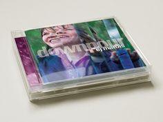 "CD Packaging:EJ Marois — ""Downpour"" - Flink Creative"