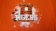 Hastings Tigers - apparel - tee shirt - t-shirt - design - Kearney, Nebraska - screen print - Shirt Shack