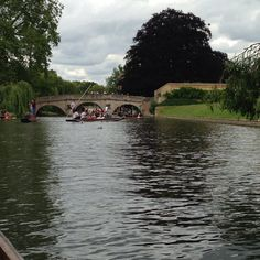Summer in #cambridge