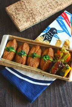 Japanese food / いなり寿司(Inari-zushi)