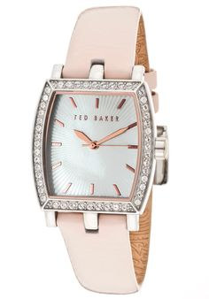 Price:$46.54 #watches Ted Baker TE2010, Whether it's a night out on the town or a day at the park this versatile Ted Baker timepiece always makes a scene.
