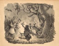 The Witches Dance. The New York Public Library for the Performing Arts / Music Division. Digital ID: 1541268