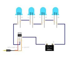 pwm dimmer using ne555 and mosfet with diy aluminium case. Black Bedroom Furniture Sets. Home Design Ideas