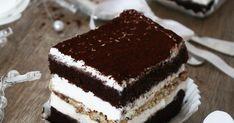 Prima dată când am încercat această prăjitură a fost în ziua în care am făcut și tarta cu pui. A fost o zi pe cinste! În ziua a... Tiramisu, Ethnic Recipes, Desserts, Food, Mascarpone, Pie, Tailgate Desserts, Deserts, Essen