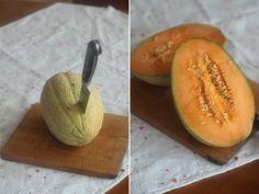 Cantaloupe, Fruit, Food, Eten, Meals, Diet