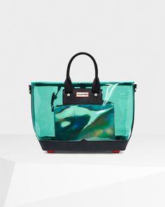 Hunter UK | Original Clear Midi Tote Bag | Official Site