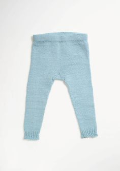 7 - Strømpebukse uten fot, strikket i Babyull Lanett Crochet Baby, Knit Crochet, Baby Alpaca, Mulberry Silk, Knitting For Kids, Comfortable Outfits, Harem Pants, Tights, Barn