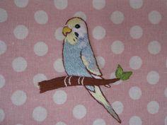 お問い合わせ頂きました、白鳥刺繍のバッグにつきまして の画像|バードショップ・ピッコリアニマーリ店長日記