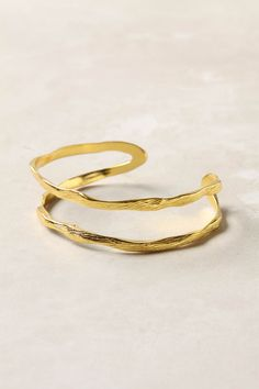 Anthropologie - Cleft Cuff, #bracelets