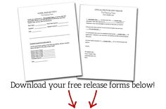 the Best Free Model Release form Template for Graphy Hobby Photography, Free Photography, Photography Camera, Family Photography, Holiday Photography, Photography Pricing, Photography Marketing, Photography Business, Photo Class