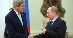 Kerry Visit Signals Shift in Russia-US Relations
