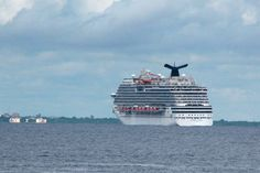 The cruise ship Carnival Magic passes near Cozumel , Mexico, Friday, Oct. The cruise ship . Caribbean Cruise, Royal Caribbean, Galveston, Parts Of The Eye, Cruise Reviews, Care Worker, Coast Guard, Day Trip, Health Care