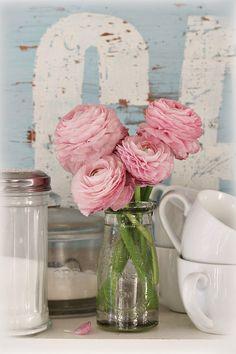 шебби шик цветы прованс